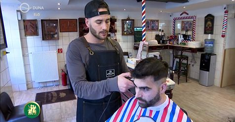 Barber fodrász